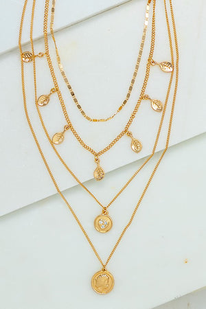 2 LAYER NECKLACES