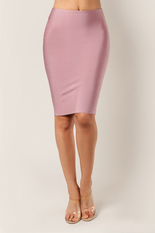 Wow Couture Pencil Bandage Skirt