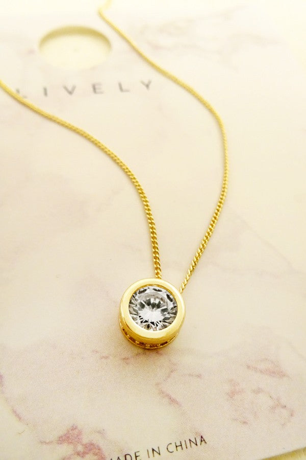 A Beautiful Dainty Necklace