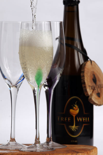 12 Bottles - TreeWell Sparkling Maple Sap