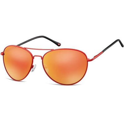 "Γυαλιά Ηλίου Aviator Montana ""Metal"" MS95-ORANGE-e-chap"