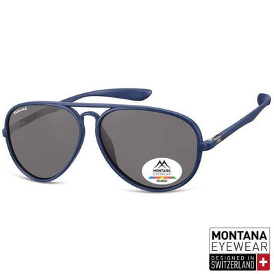Γυαλιά Ηλίου Aviator Montana Polarized MP29-SIENNA-e-chap