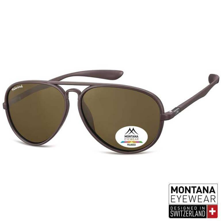 ddc7c06292 Γυαλιά Ηλίου Aviator Montana Polarized MP29-SIENNA-e-chap