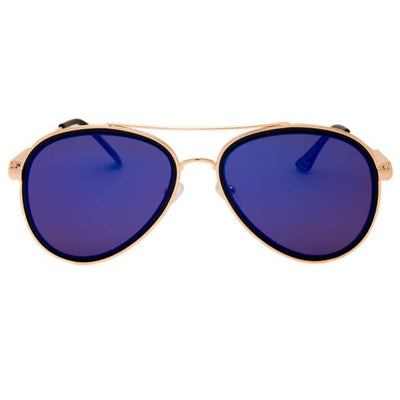"Γυαλιά Ηλίου Aviator ""RAINBOW""-DARKBLUE-e-chap"