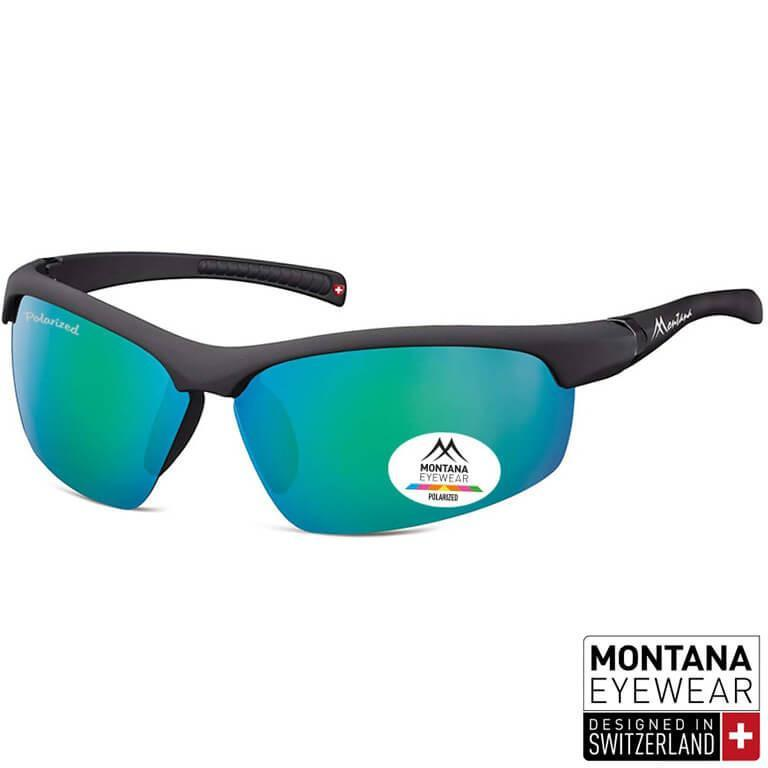 Γυαλιά Ηλίου Biker Montana Polarized Green SP302