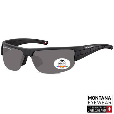 "Γυαλιά Ηλίου Biker Montana Polarized ""Mark"" SP306-BLACK-e-chap"