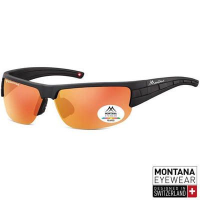"Γυαλιά Ηλίου Biker Montana Polarized ""Mark"" SP306-ORANGE-e-chap"
