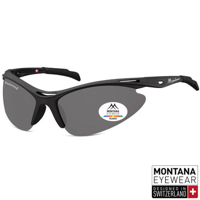 Γυαλιά Ηλίου Biker Montana Polarized SP301-BLACK-e-chap