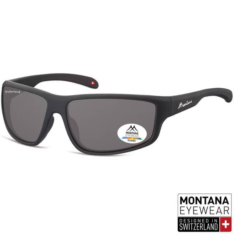 Γυαλιά Ηλίου Biker Montana Polarized Sport SP313-BLACK-e-chap