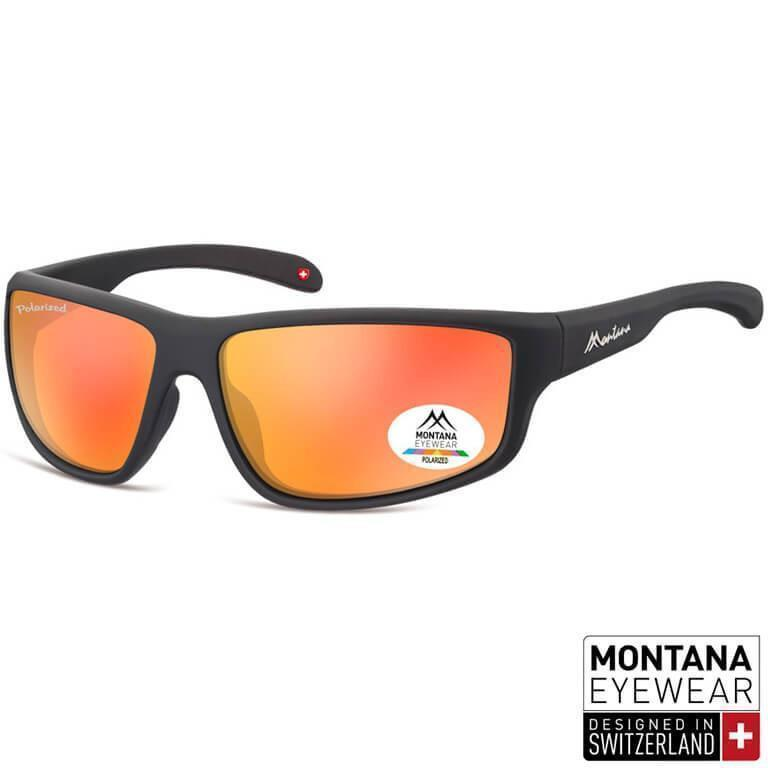 Γυαλιά Ηλίου Biker Montana Polarized Sport SP313-ORANGE-e-chap