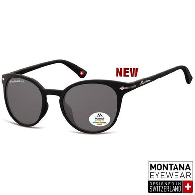 "Γυαλιά Ηλίου Pantos Montana Polarized ""BRIAN"" MP50-BLACK-e-chap"