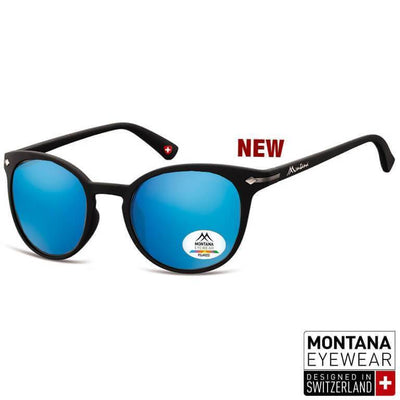 "Γυαλιά Ηλίου Pantos Montana Polarized ""BRIAN"" MP50-BLUE-e-chap"