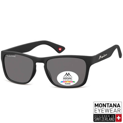 "Γυαλιά Ηλίου Wayfarer Montana ""Angular"" MP39-BLACK-e-chap"