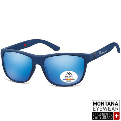 "Γυαλιά Ηλίου Wayfarer Montana Polarized ""Air"" MS312-NAVY-e-chap"
