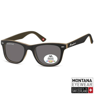 Γυαλιά Ηλίου Wayfarer Montana Polarized Color MP41-TAN-e-chap