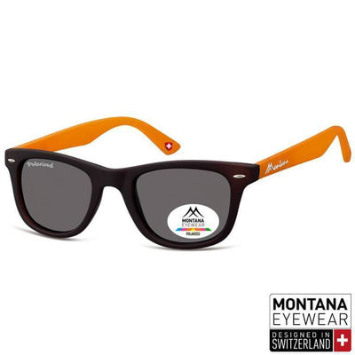 Γυαλιά Ηλίου Wayfarer Montana Polarized Color MP41-ORANGE-e-chap