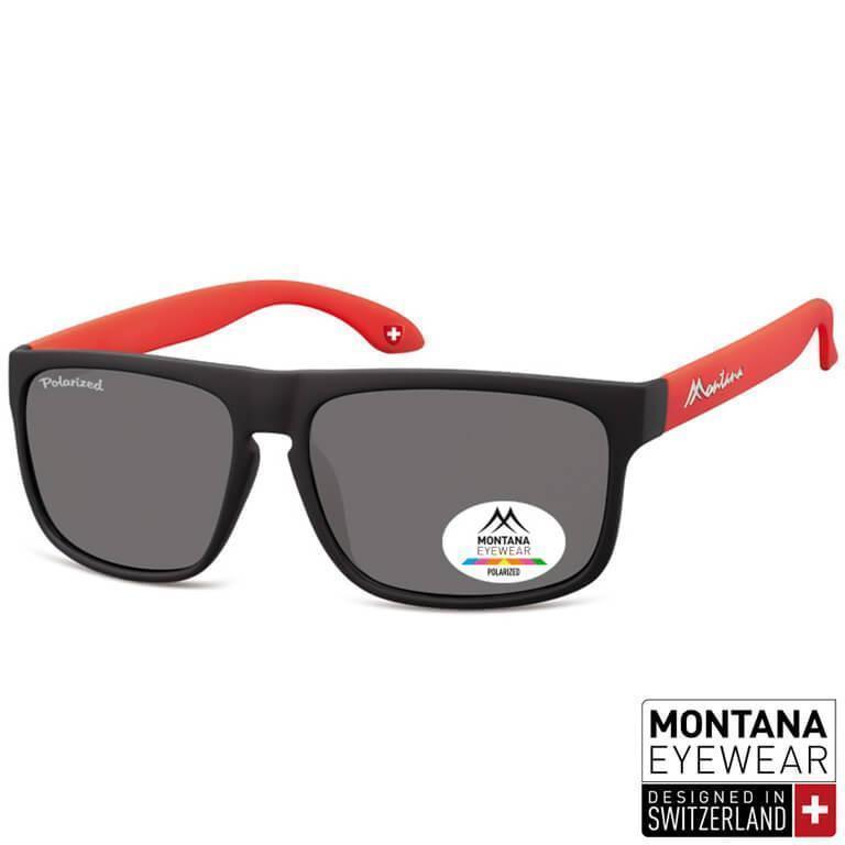 Γυαλιά Ηλίου Wayfarer Montana Polarized Genre MP37-RED-e-chap