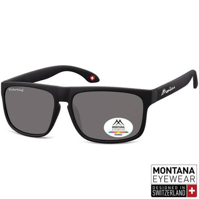 "Γυαλιά Ηλίου Wayfarer Montana Polarized ""Genre"" MP37-BLACK-e-chap"