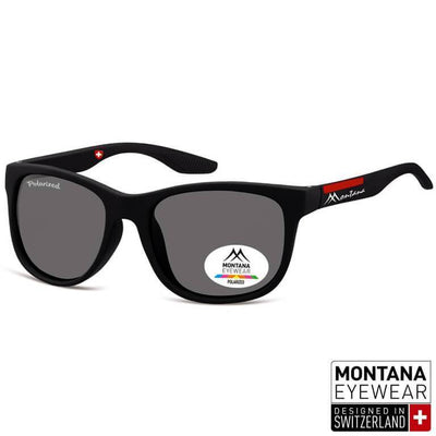 "Γυαλιά Ηλίου Wayfarer Montana Polarized ""PHILIP"" MS313-BLACK-e-chap"