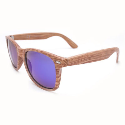 "Γυαλιά Ηλίου Wayfarers ""ALMOND""-BROWN-e-chap"