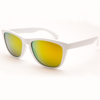 "Γυαλιά Ηλίου Wayfarers ""CALIFORNIA""-WHITE-e-chap"