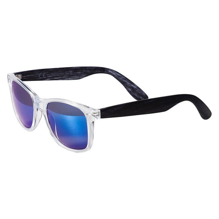 "Γυαλιά Ηλίου Wayfarers ""POOLS"" Blue-BLACK-e-chap"