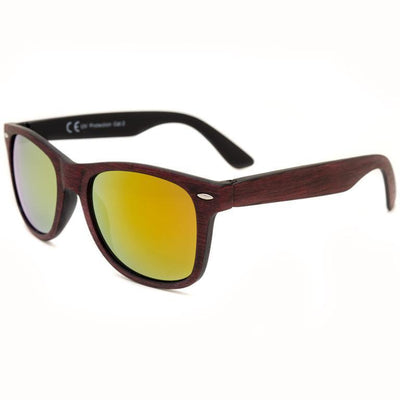 "Γυαλιά Ηλίου Wayfarers ""WALNUTS"" Orange-MAROON-e-chap"