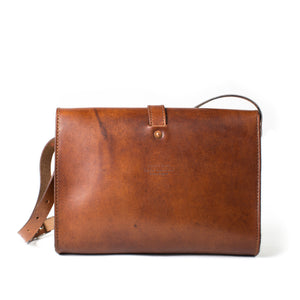Oak Bark Tanned Midi Baja Back