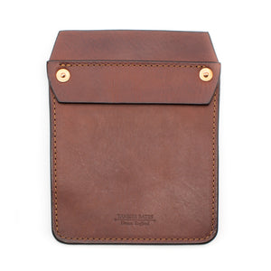 Hand-made Leather Pocket Protector