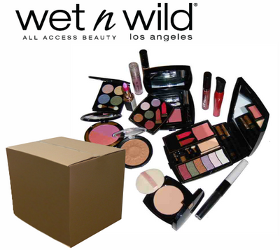 Liquidation Wet n Wild/Markwins Cosmetics Mixed box