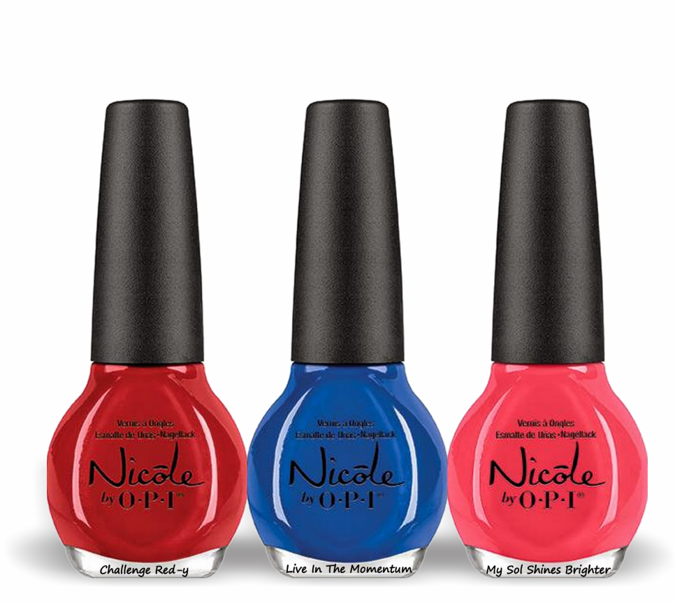 Liquidation Nicole by O.P.I mixed Nail Polishes - Centralcloseout