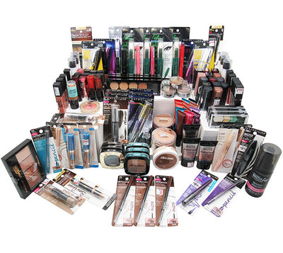 Wholesale Assorted Loreal - Maybelline Box