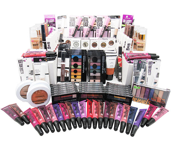Covergirl Assorted Cosmetics Box 125PCS (CA125)