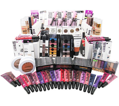 Covergirl Assorted Cosmetics Box 125PCS