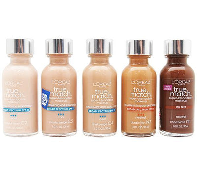 Liquidation Loreal Super Blendable Foundation (LTSBMLIQUIDATION)