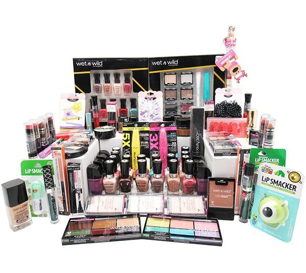 Wholesale Markwins Cosmetics 270 To 310 Average PCS Assorted (WMAA2)