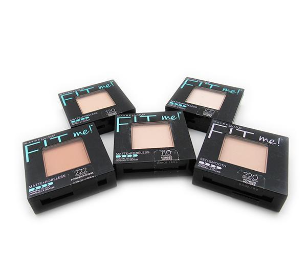 Liquidation Maybelline Fit Me Pressed Powder Assorted Pack 24PCS (MFPALIQUIDATION)