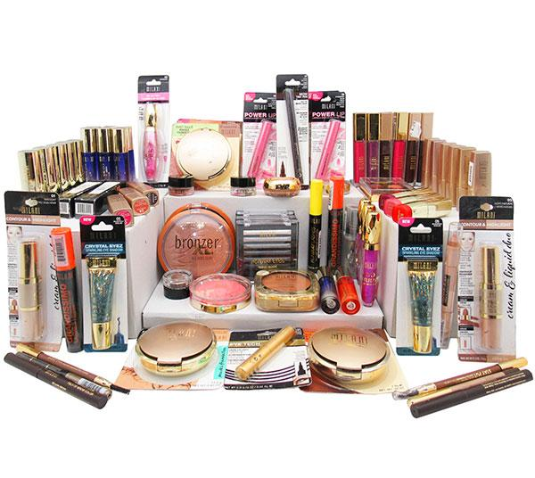 Milani Assorted Milani Box - Wholesale Box 200Pcs (MA200)