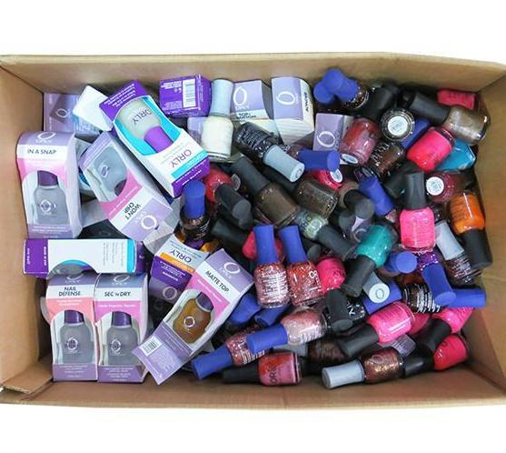 Liquidation Orly Nail Polishes