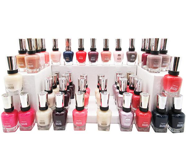 Liquidation Sally Hansen Complete Salon Manicure Nail Polish Pack 50PCS (SCSN)