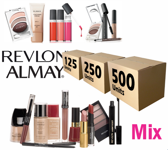 Liquidation Revlon/Almay Cosmetics Mixed box