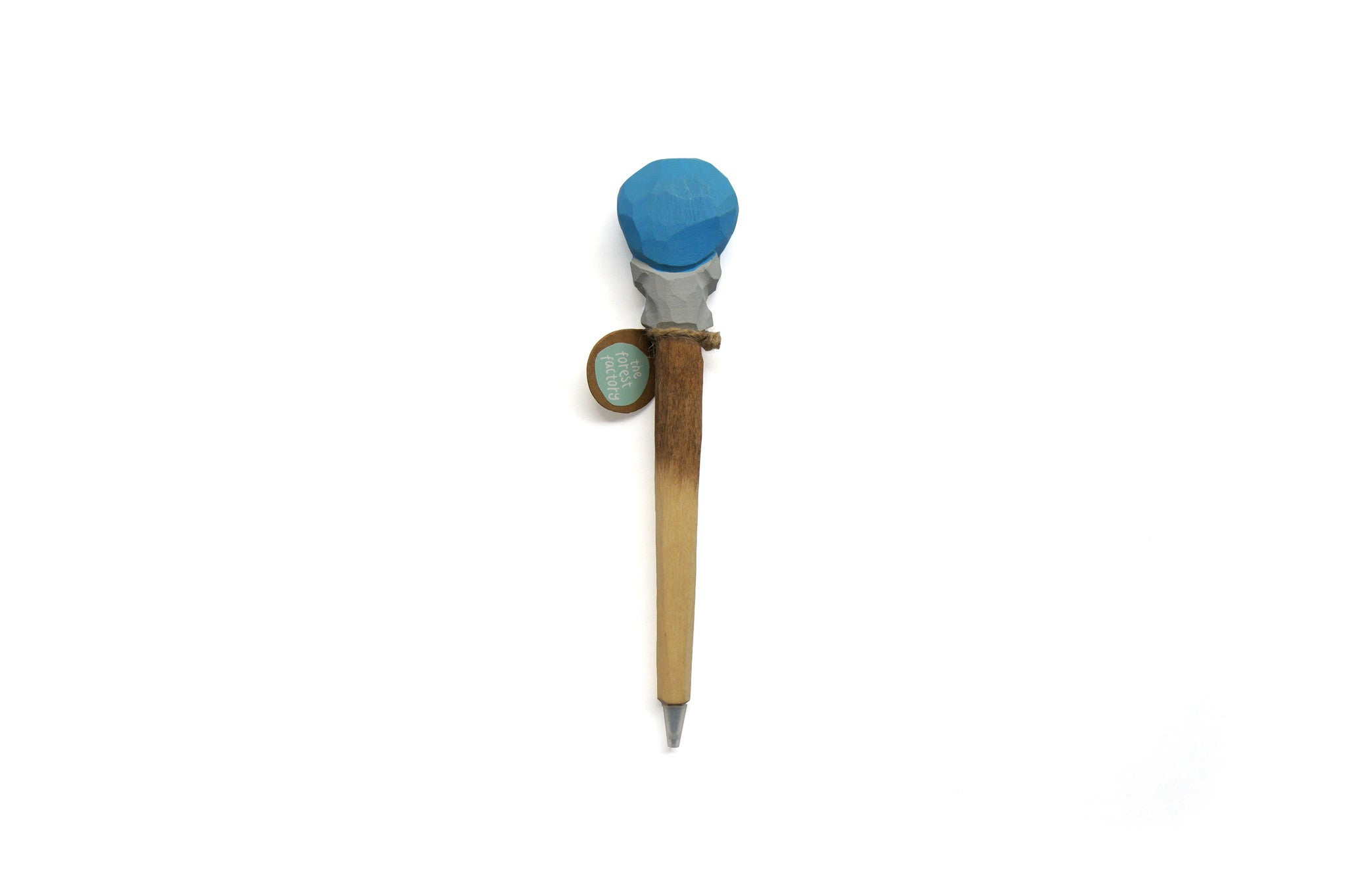 Mer Mer the Merlion Wooden Ball Pen