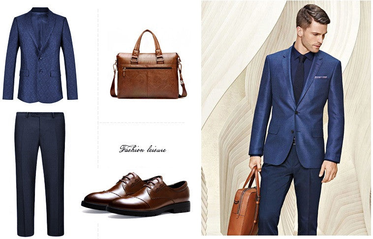 Men's Fashion - Business Style