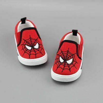 Baby Canvas Shoes, Character Print Canvas Shoes, Baby Shoes, 1-3yrs-Children Shoes-Kenya-LeStyleParfait.Co.Ke