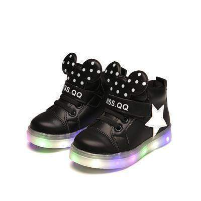Baby Sneakers, LED Light Up Shoes, Baby Shoes, 1-12 Years-Children Shoes-Kenya-LeStyleParfait.Co.Ke