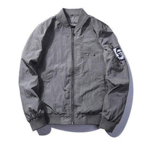 Bomber Jacket For Men, Casual Mens Jackets-Jacket-Kenya-LeStyleParfait.Co.Ke