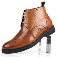 Boots Men's Shoes High Quality Leather Boots-Shoes-LeStyleParfait.Co.Ke