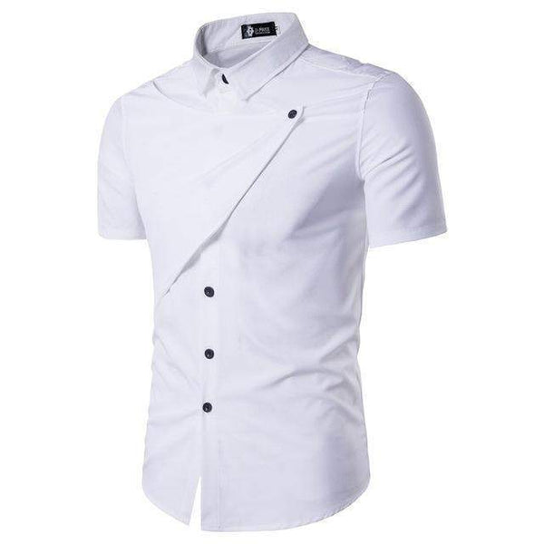 Casual Shirts For Men, Stylish Mens Shirts, Slim Fit Shirt-Shirt-Kenya-LeStyleParfait.Co.Ke