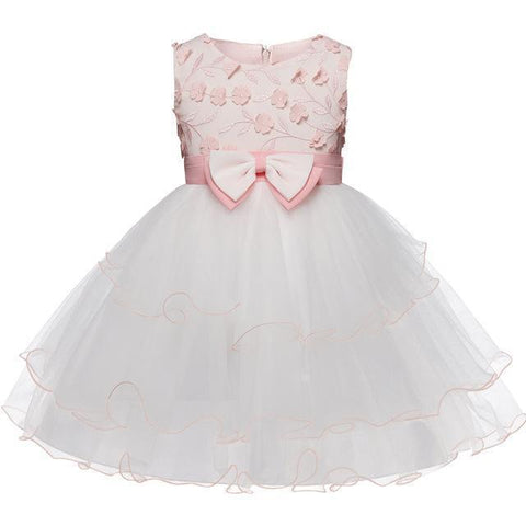 Cute Fancy Girls Dresses Christmas or Wedding Dresses 1- 8 Years-Girls Dresses-Kenya-LeStyleParfait.Co.Ke
