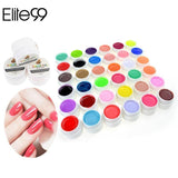 Elite99 Nail Gel Pure Color Builder Extension Bio Gel UV Curing Enamel-Nail Polish-Kenya-LeStyleParfait.Co.Ke